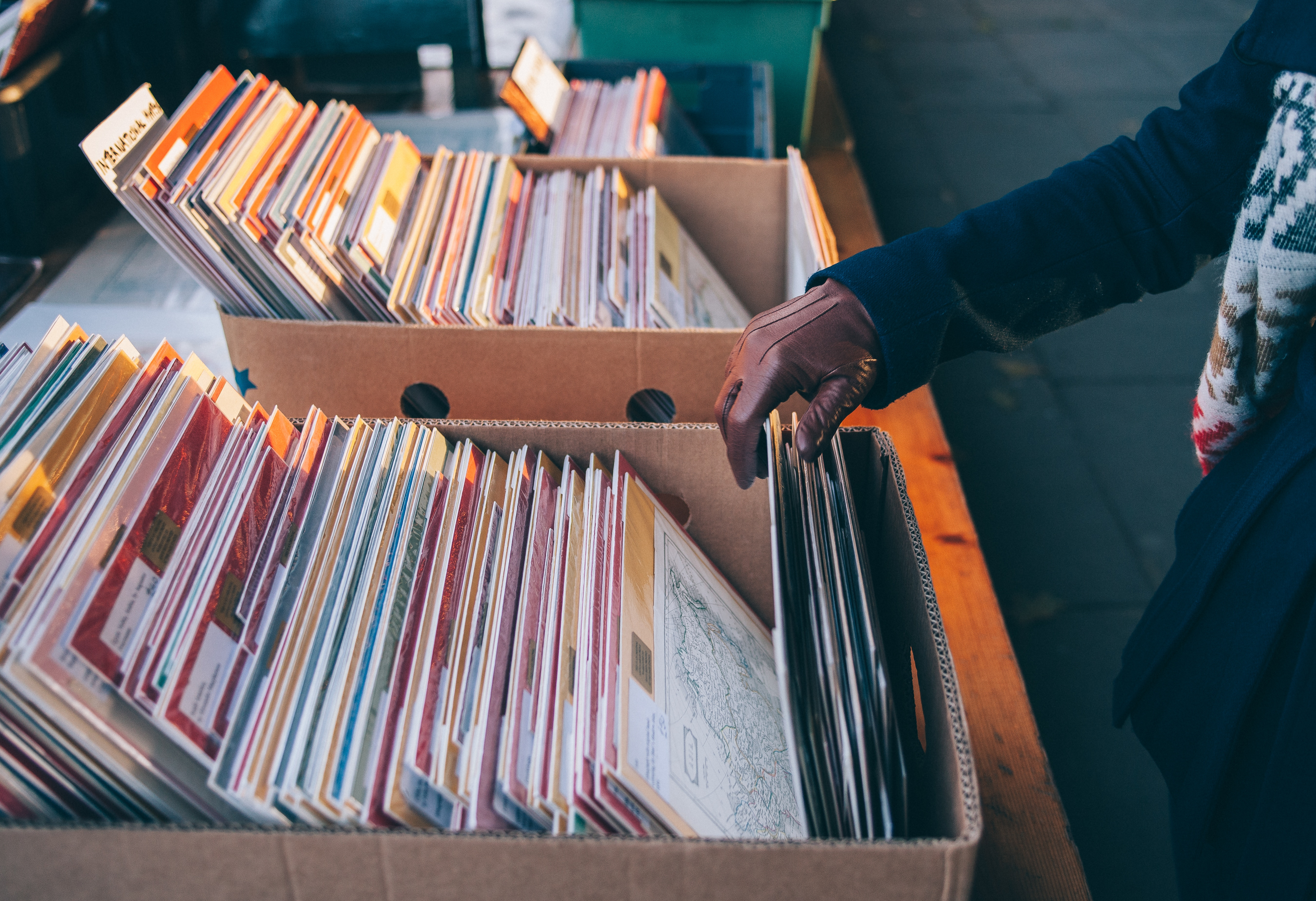 Buying music