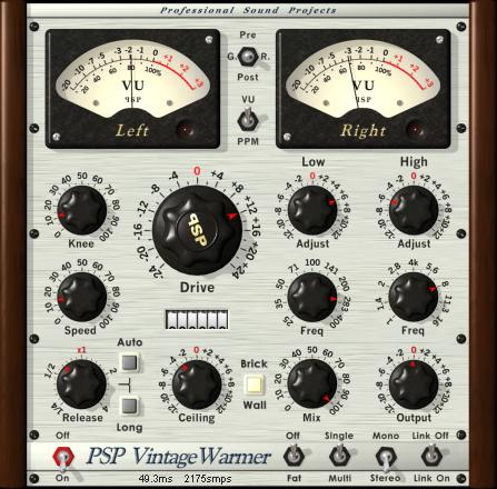 Vintage Emulation: PSP Vintage Warmer