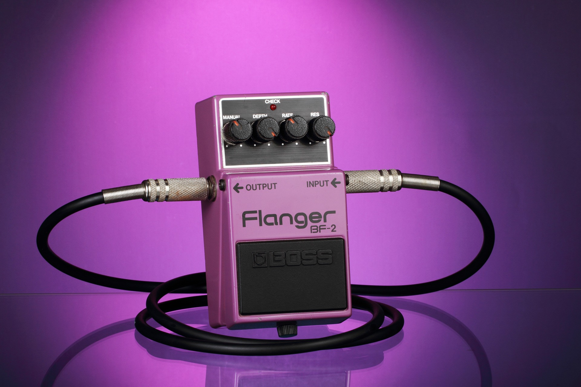 flanger delay types