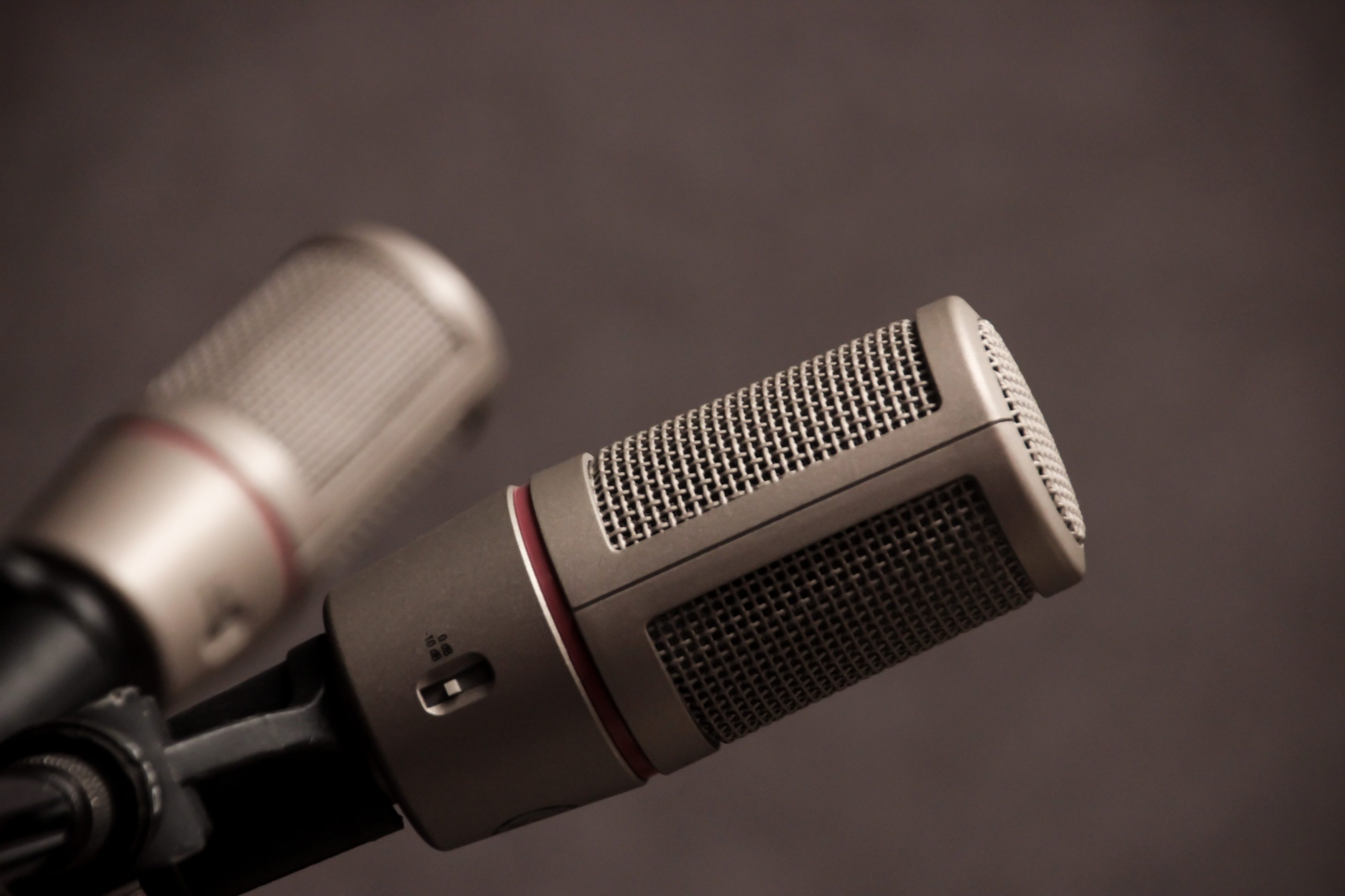 stereo microphone techniques ORTF