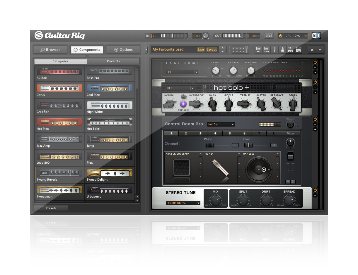 free plugins for mac guitar rig 5 player