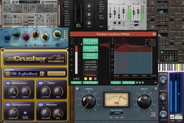 All of the free VST plugins featured in this article