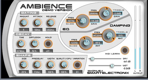 free plugins for mac ambience