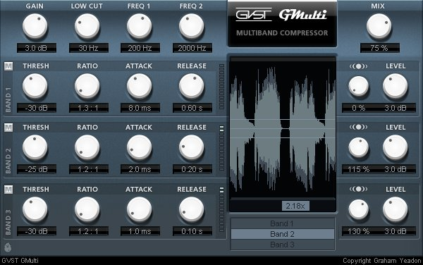 free plugins for mac gmulti compressor