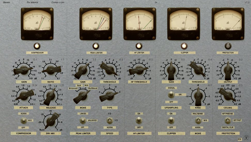 free plugins for mac limiter