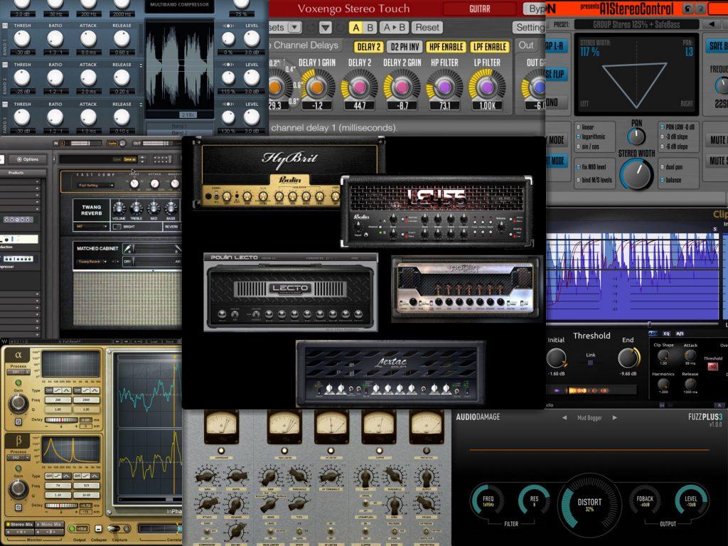 Free mastering plugins for mac os x