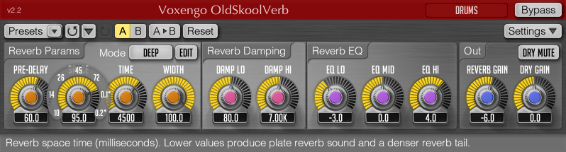 free plugins for mac oldskoolverb