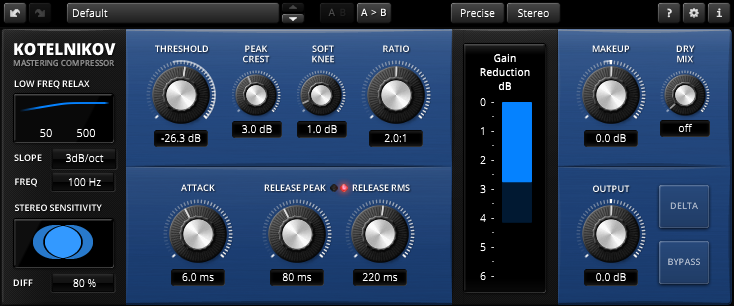 free plugins for mac tdr kotelnikov