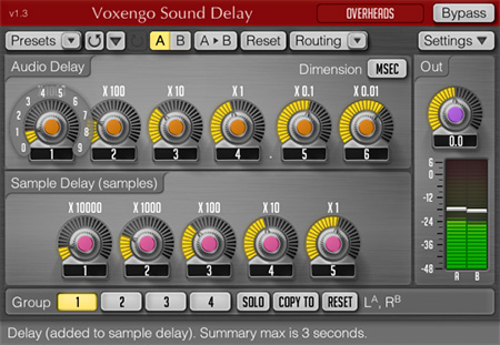 free plugins for mac sound delay