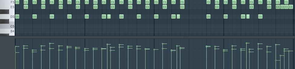 Variations in programmed loops