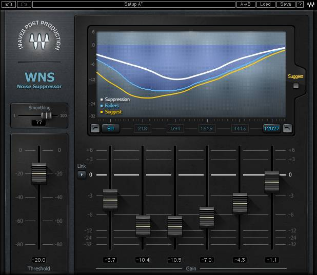 noise removal plugins waves
