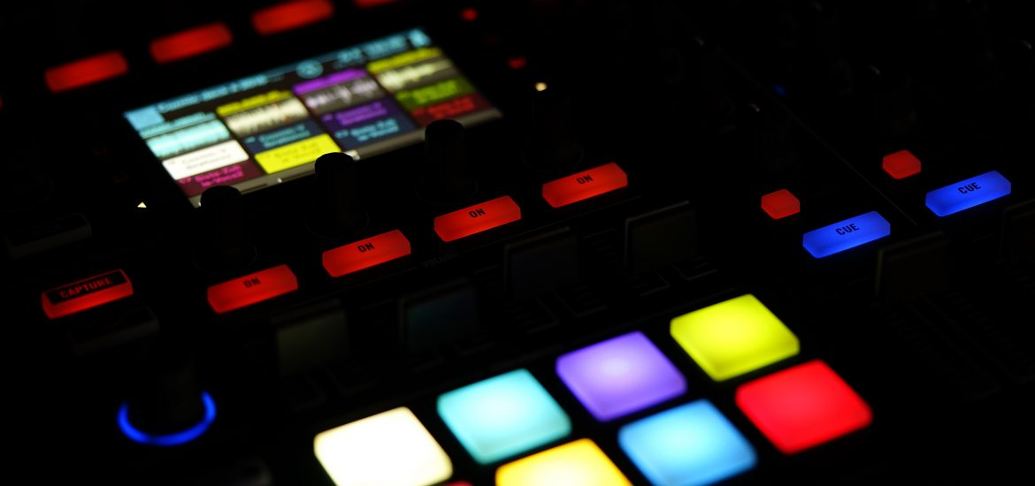 hardware sequencer for drum samples