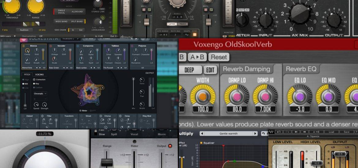 vocal plugins