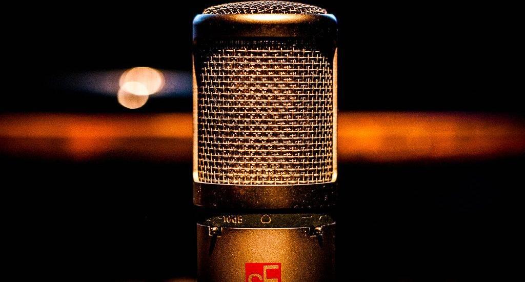 home studio equipment microphone