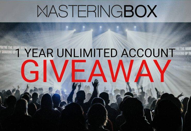 Mastering Giveaway