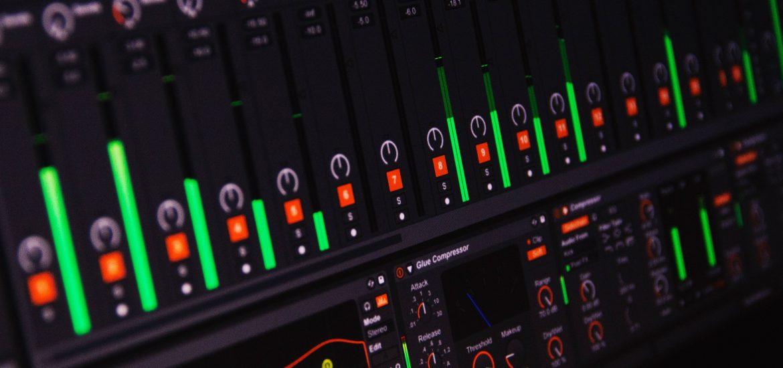 home studio equipment DAW