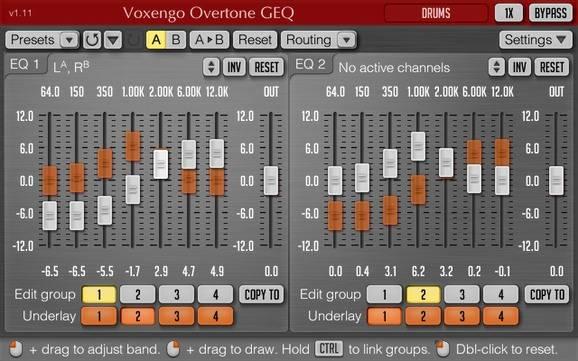 eq plugins overtone