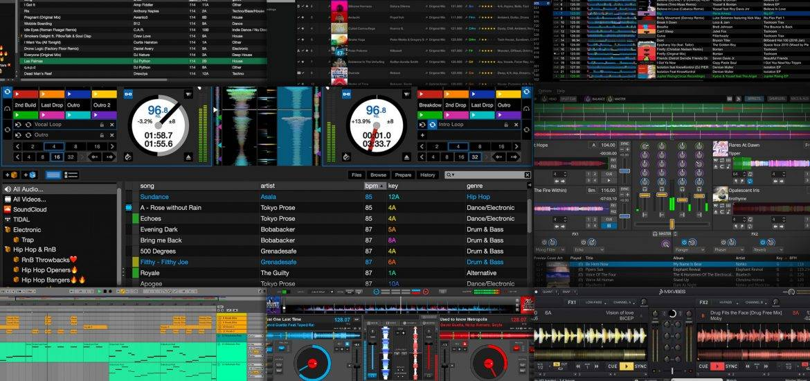 The Best DJ Software: Free and Paid | MasteringBOX