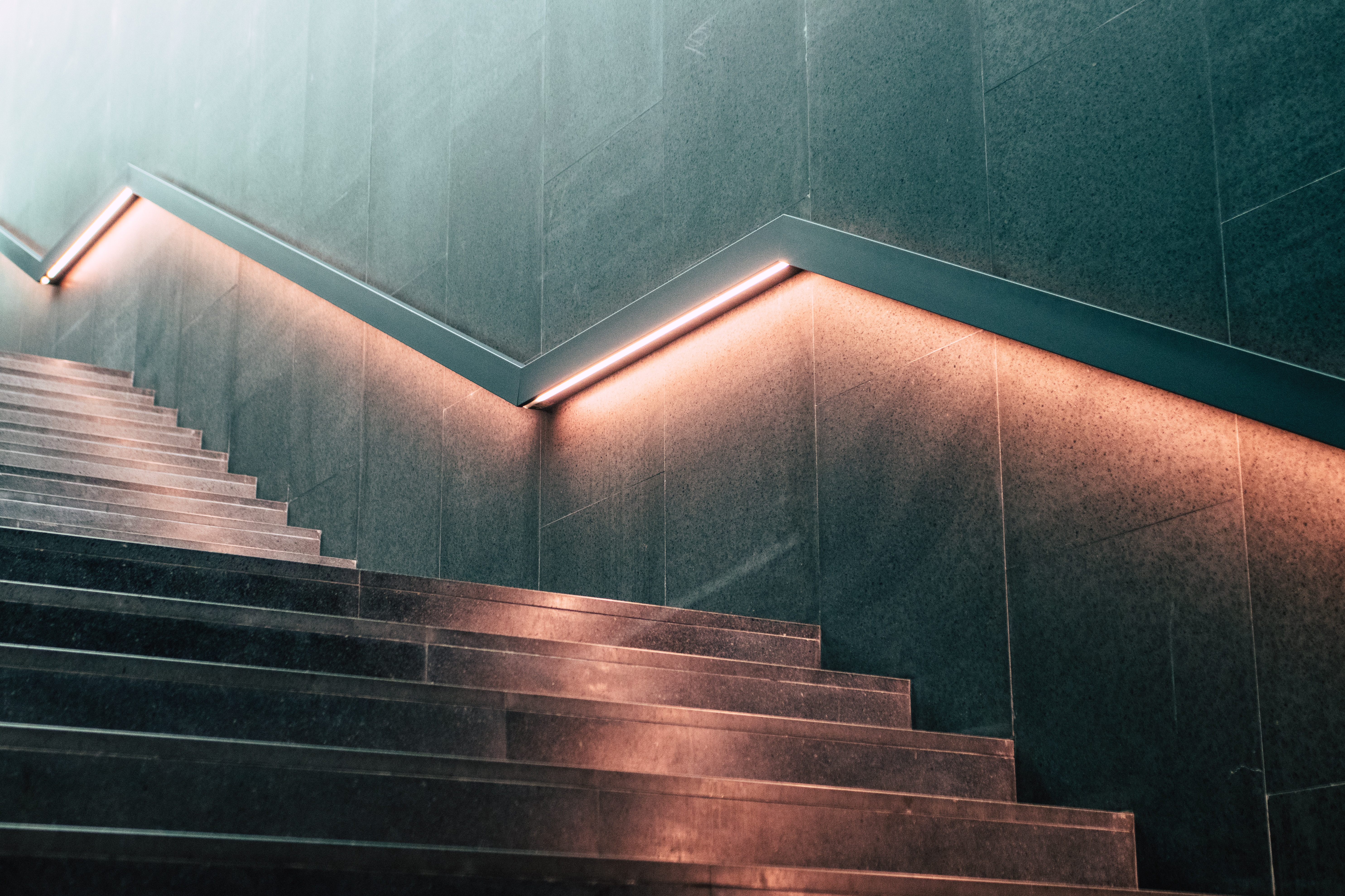 bit depth stairs