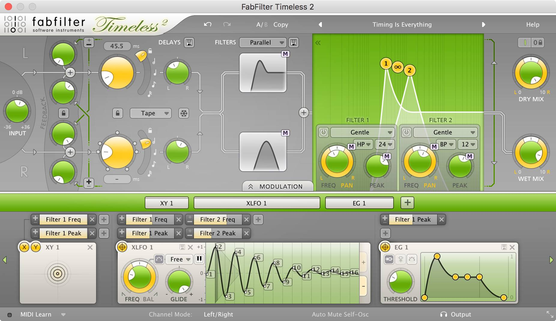 delay plugins timeless 2