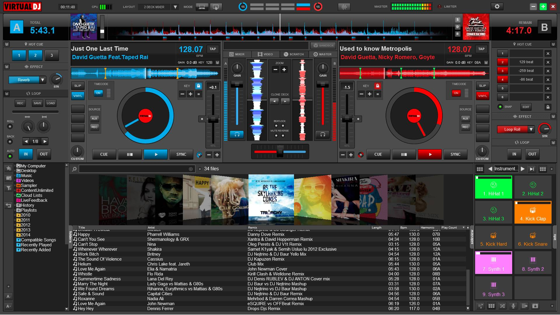 dj software virtualdj