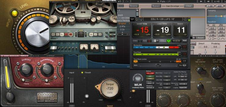 The best plugins from Waves