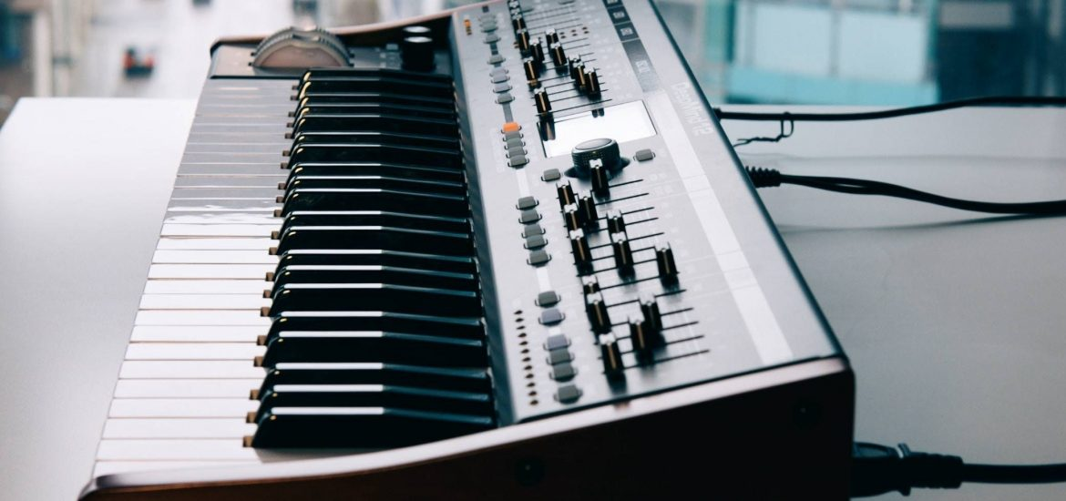 audio synthesizers